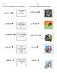 Vocabulary Sheets