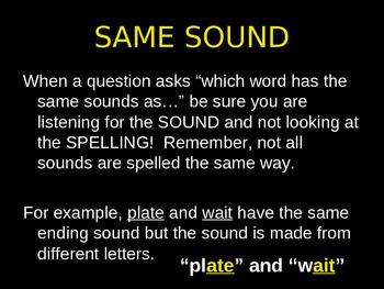 Vocabulary Skills Review