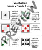 Vocabulary (Spanish)