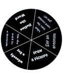 Vocabulary Spinner
