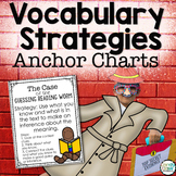 Vocabulary Strategies Posters (Context Clue Posters)