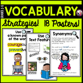 Vocabulary Strategies Bulletin Board