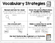Vocabulary Strategies Journal
