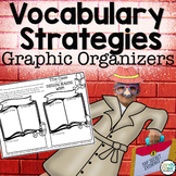 Vocabulary Graphic Organizers (No Prep or Make a Vocabular