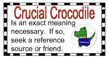 Vocabulary Strategies for Upper Grades