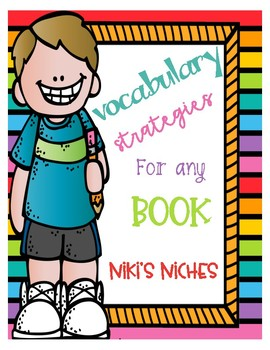 Vocabulary Strategies for any book