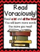 Vocabulary Strategy Posters {9 colorful & informative post