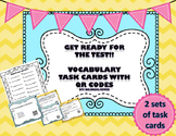 STAAR  TEST TAKING SKILLS (Vocabulary & Context Clues)