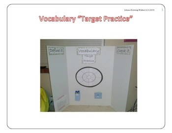 Vocabulary Target Practice