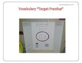 Vocabulary Target Practice