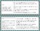 Vocabulary Task Cards - Dictionary Choice Practice