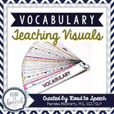 Vocabulary Teaching Visuals