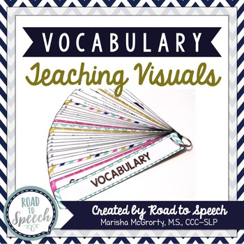 Vocabulary Teaching Visuals