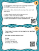 STAAR TEST TAKING SKILLS  with QR Codes (Vocabulary Upper Elementary)