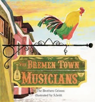 Vocabulary Test for Bremen Town Musicians