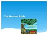 Vocabulary, The Harvest Birds: Journeys Lesson 8