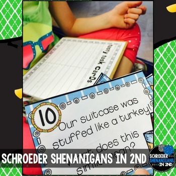 Vocabulary Activities - synonyms/antonyms, similes, idioms & context clues