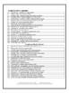 Vocabulary Word Lists: 12 Months of Lists+3 Bonus Lists