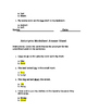 Vocabulary Visuals Worksheets