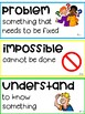 Vocabulary Word Cards for 2nd grade Journeys unit 3