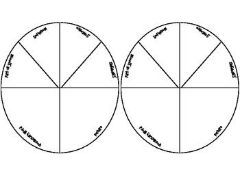 Vocabulary Word Circles