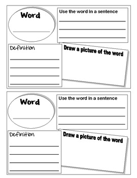 Vocabulary Word Finder
