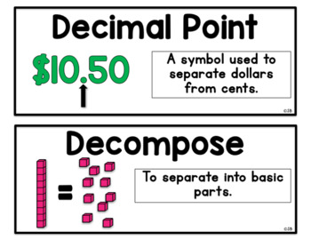 Vocabulary Word Wall - Free Sample