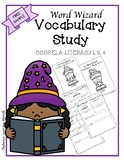 Vocabulary Word Wizard Study (FREE)