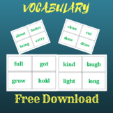 Vocabulary Word Work For 2nd Grade, 3rd Grade And 4th Grade - A Freebie