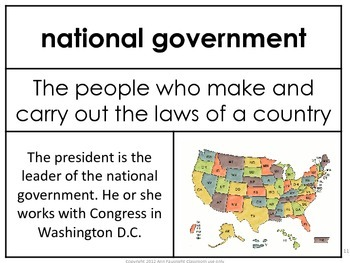 Vocabulary Word of the Day: Government