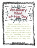 Vocabulary Word of the Day - Vocabulary Builder