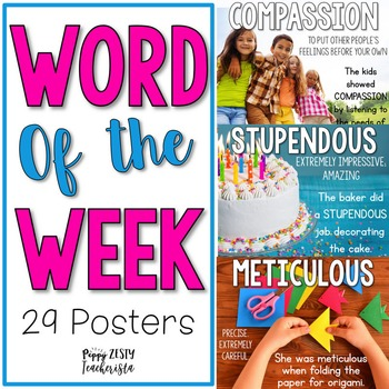 Vocabulary Word of the Week