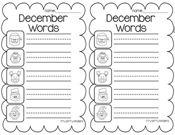 Vocabulary Words Bundle (All Year)