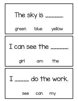 Vocabulary Work Zone Ahead