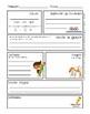 Vocabulary Worksheet / Hoja de Vocabulario PDF English / Spanish