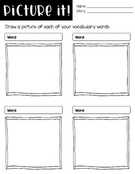 Vocabulary Worksheets - FREE
