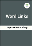Vocabulary Worksheets - Word Links