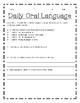 Vocabulary Workshop Grade 4 Daily Oral Language