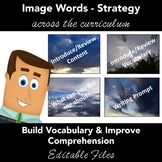 Reading & Writing Strategy: Build Vocabulary, Writing Content Area- Clouds