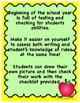 Vocabulary Writing Prompt - Back to School