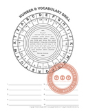 Vocabulary and Number Drill Game