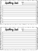 Vocabulary and Spelling Test Forms