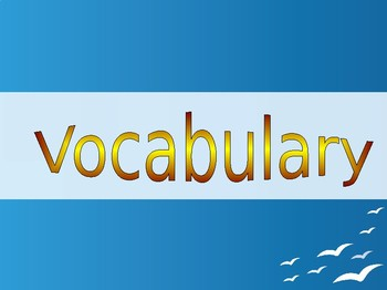 Vocabulary and phrases related to job interviews