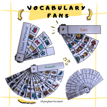 Vocabulary fans