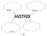 Vocabulary for Algebra 2 Matrix Unit