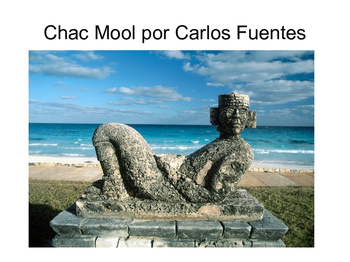 Vocabulary for Chac Mool