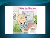 Vocabulary for Dear Mr. Winston: Journey's Lesson 9