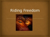 Vocabulary for Riding Freedom: Journey's Lesson 16