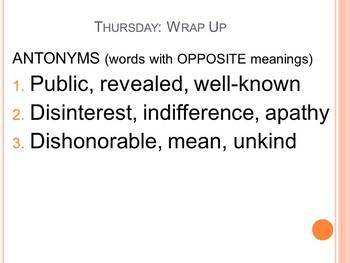 """Vocabulary for """"The Censors"""" by Luisa Valenzuela"""