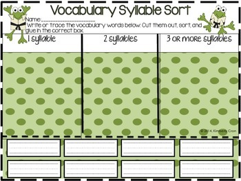 Vocabulary for all Occasions!